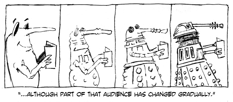 Changing Audience
